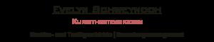 Logo_Evelyn Schweynoch_Kunsthistorikerin_Kostüm- und Textilgeschichte_Sammlungsmanagement